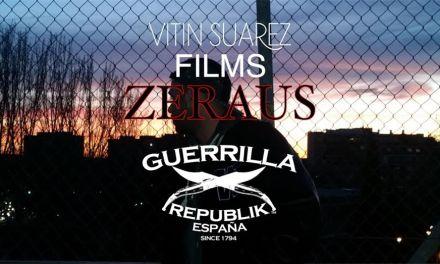 ZERAUS de Vitín Suárez Guerrilla Republik Spain