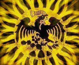 Son of the Sun ~ From the Jaguar Paw Nation Gullit