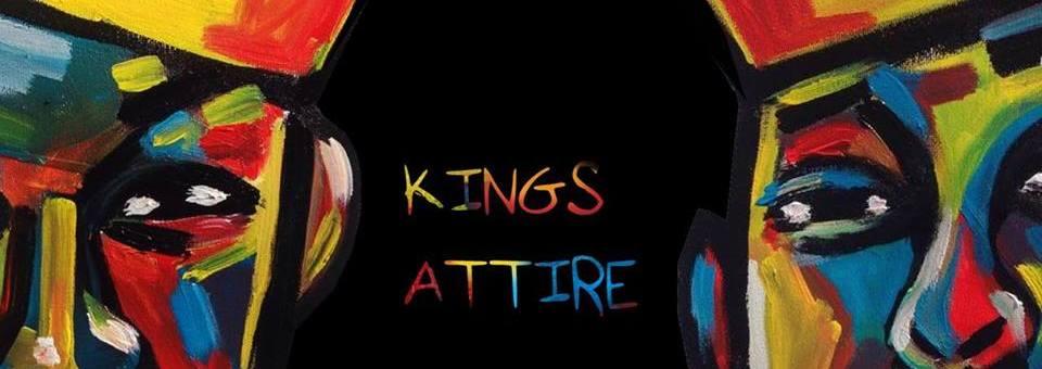 "Kae Hock feat. Richard Raw ""Kings Attire"""