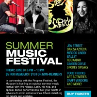 DELAWARE ART MUSEUM SUMMER MUSIC FESTIVAL : FRIDAY JUNE 9TH