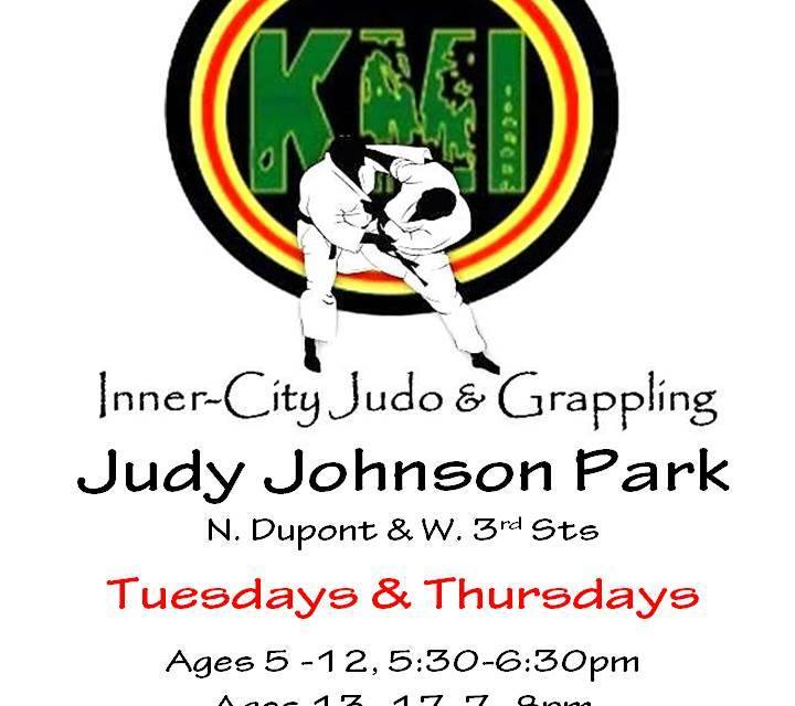 KREATIVE MINDS, INC PRESENTS : INNER-CITY JUDO & GRAPPLING @ JUDY JOHNSON PARK