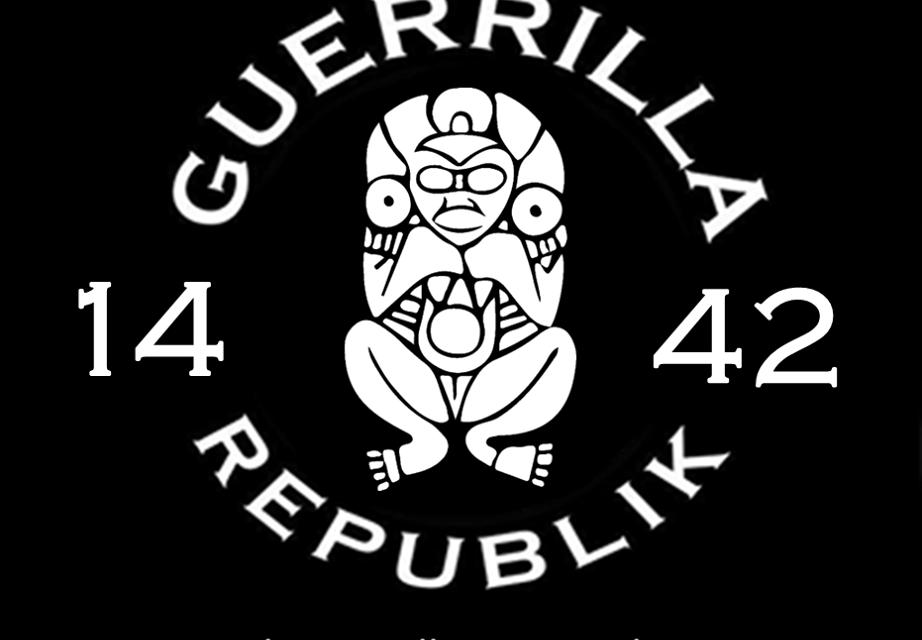 Solo Los Reales Sienten Esto: GUERRILLA REPUBLIK VENEZUELA