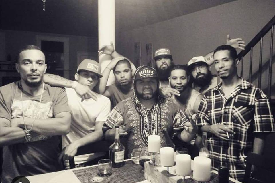 "Ruben Cruzado ""The Struggle"" ft. Vintage Blaze Mikey Montana & Big Rex"