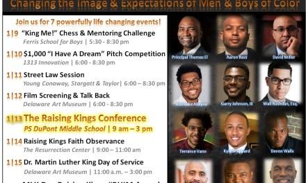 RAISING KINGS WEEK OF ACTION JAN 9TH-15TH