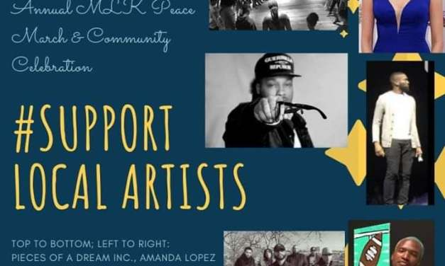 WEST SIDE GROWS 7TH ANNUAL MLK PEACE MARCH & COMMUNITY CELEBRATION JAN 21ST