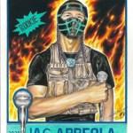 """Jag Arreola — """"Baraja"""" (Prod. Underground Chemist)"""