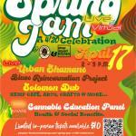 PEOPLE'S FESTIVAL TRIBUTE TO BOB MARLEY SPRING JAM 4/20 CELEBRATION