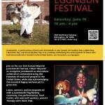 2ND ANNUAL BEYOND JUNETEENTH : EGUNGUN FESTIVAL JUNE 19TH