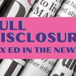Full Disclosure series graphic