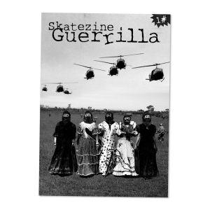 GUERRILLA SKATEZINE #1