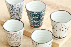 Hot-Sales-Ceramic-Cup-Sets-Creative-Five-Coffee-font-b-Mugs-b-font-Set-font-b