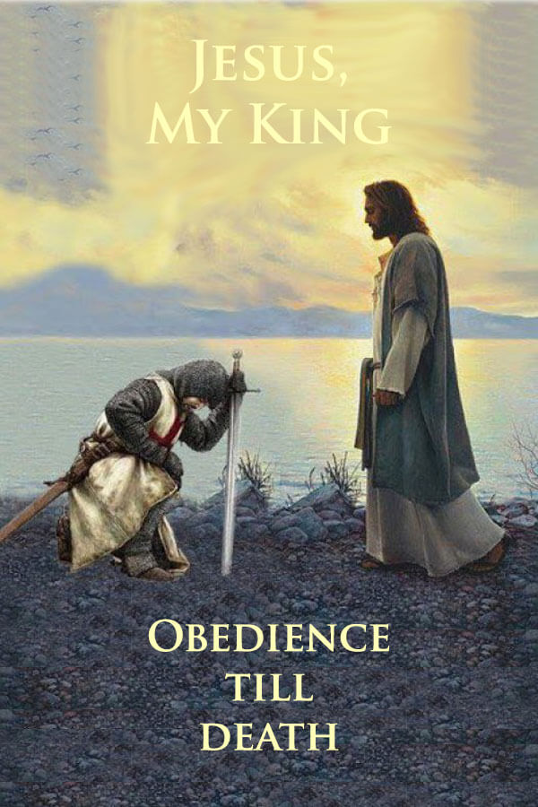 Jesus My King - Kneel before Jesus