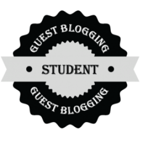 Guest Blogging Student