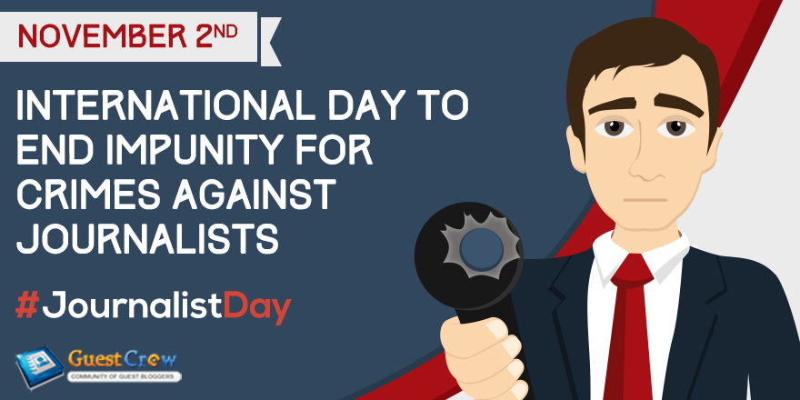 Image result for Today is the International Day to End Impunity for Crimes against Journalists  is picture