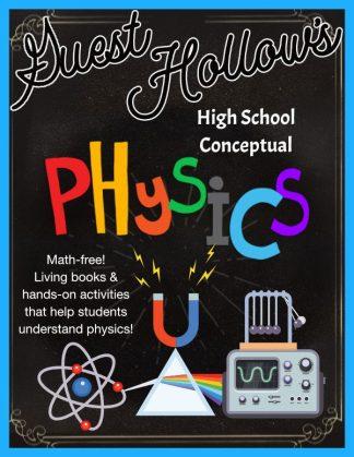 Guest Hollow's High School Conceptual Physics Curriculum
