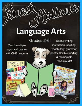 Guest Hollow Language Arts Curriculum