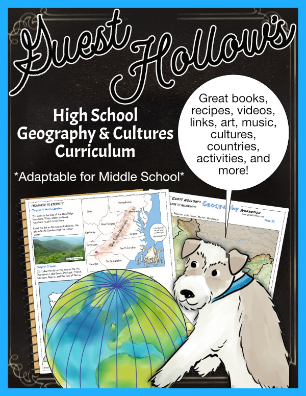 Guest Hollow's High School Geography and Cultures Curriculum