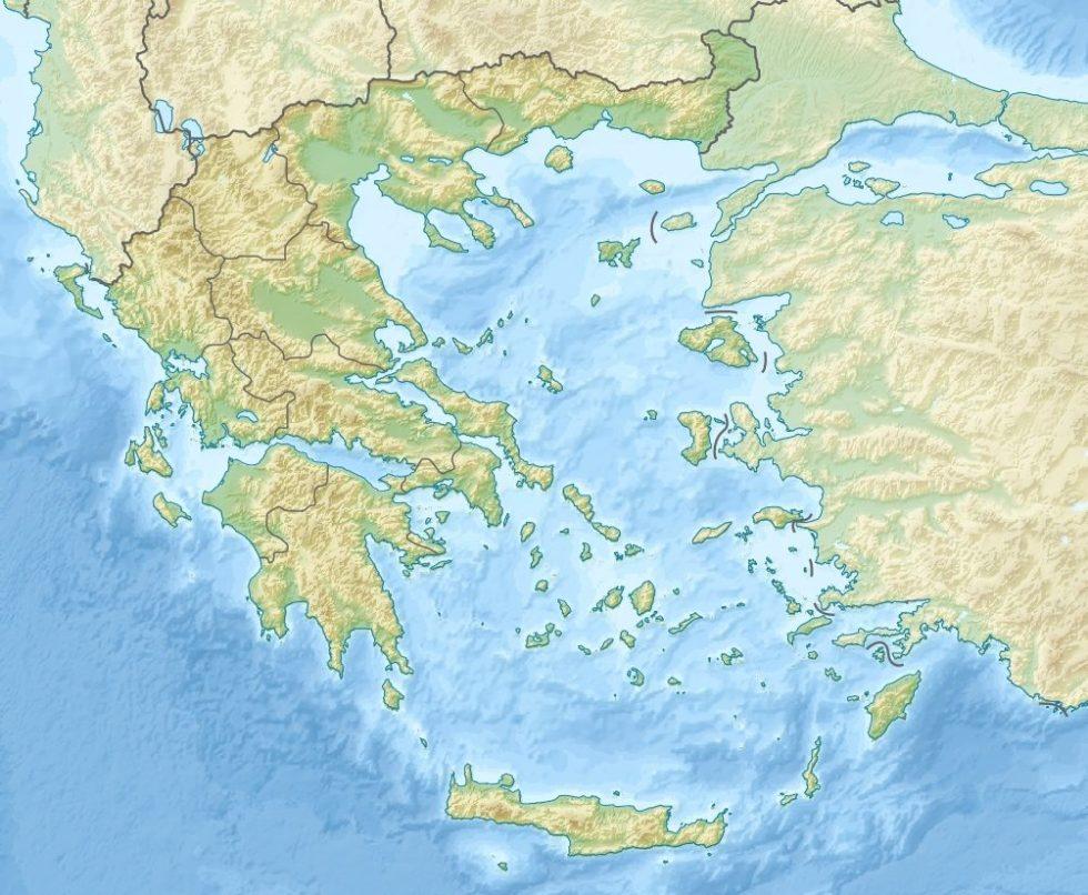 Greece is 80% mountainous.