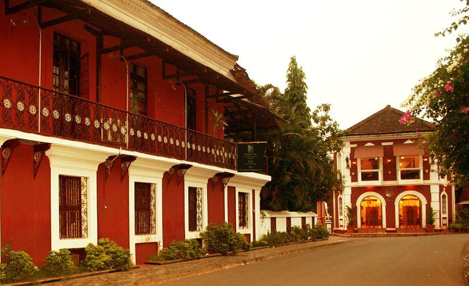 Buildings in Goa