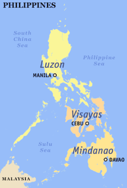 Island regions of the Philippines