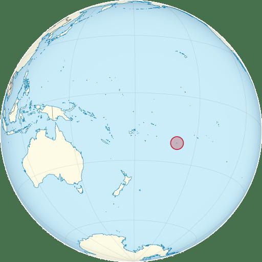 Cook Islands location