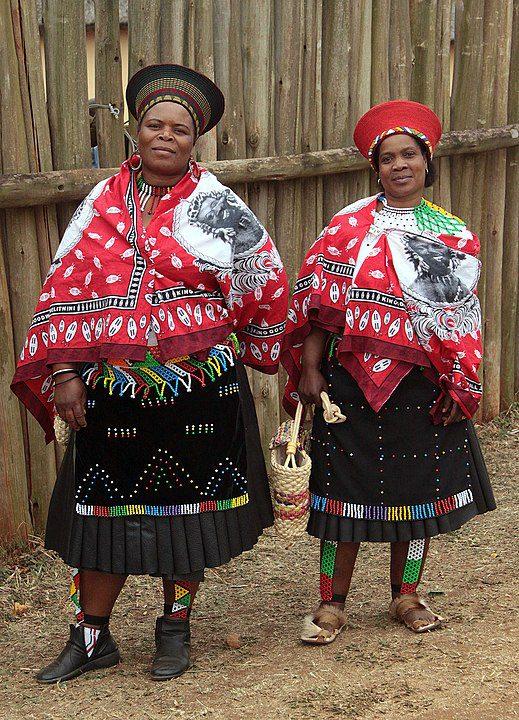 Zulu Reed Dance Ceremony
