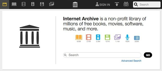 Internet Archive - Free books, movies, software, music, and more