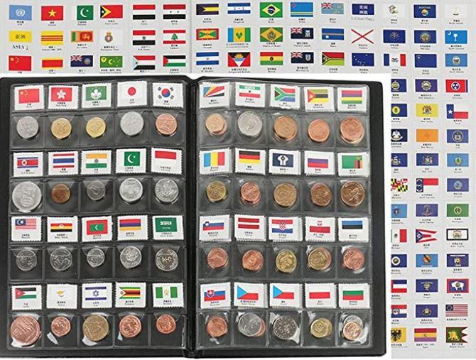World coin kit