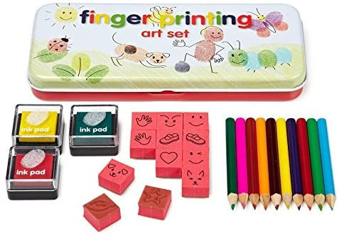 Finger-Printing Art Set