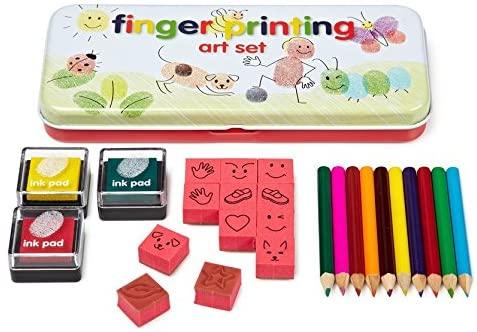 Finger-Printing Art Set