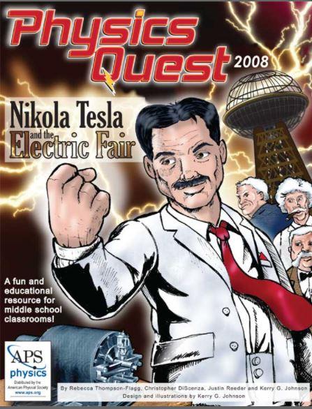 Physics Quest: Nikola Tesla and the Electric Fair