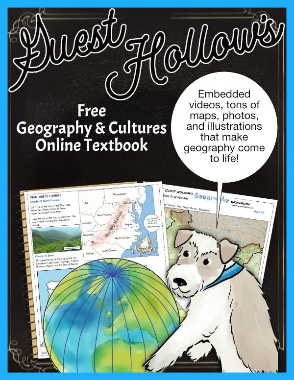 Guest Hollow's free online geography and cultures textbook