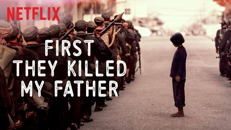 Netflix: First They Killed My Father
