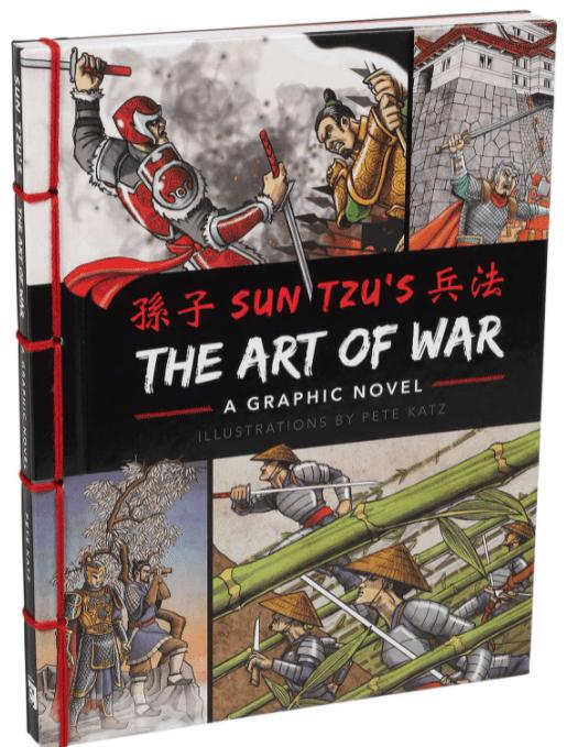 The Art of War - A Graphic Novel