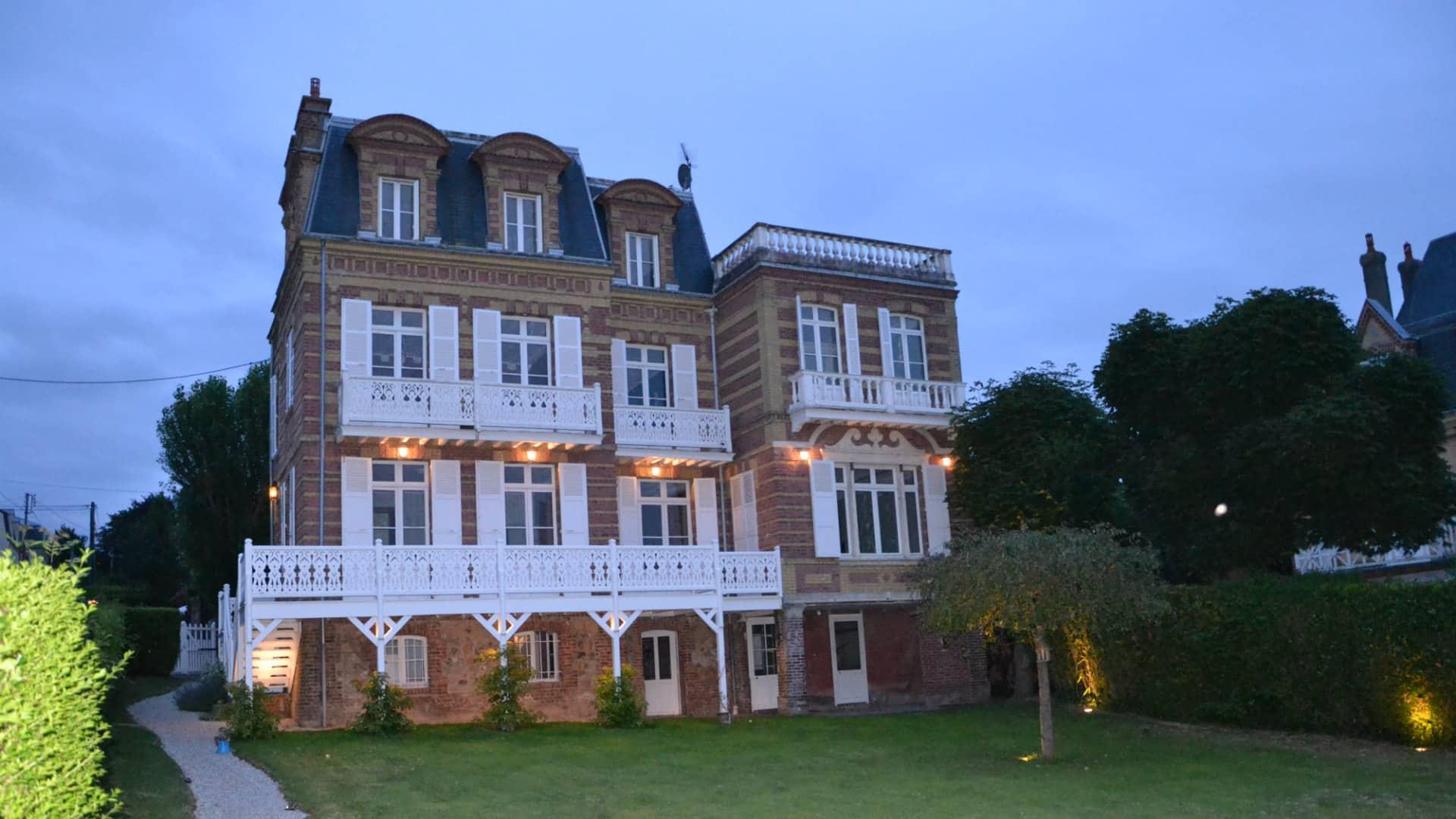 maison lumiere terrasse de