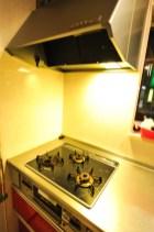 3つのガスコンロが利用可能 3구의 가스레인지를 사용 할 수있습니다 也有3個煤氣爐 3 gas cookers available Trois plaques de cuisson sont disponibles. 有三口瓦斯爐可供使用