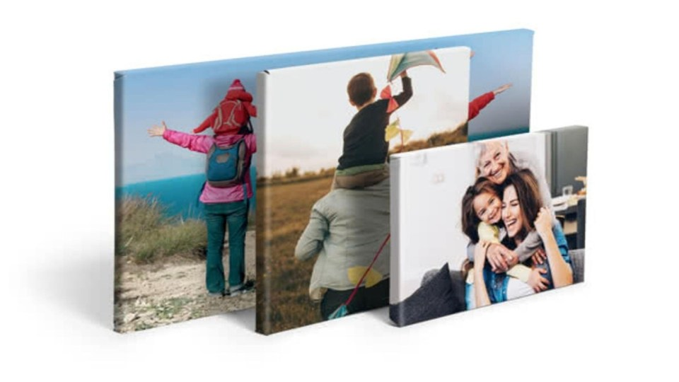 photos cotton canvas prints