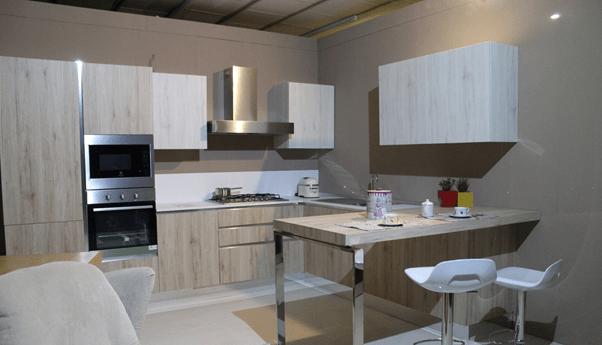 microwave kitchen