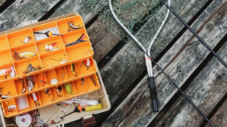 essential fishing gear