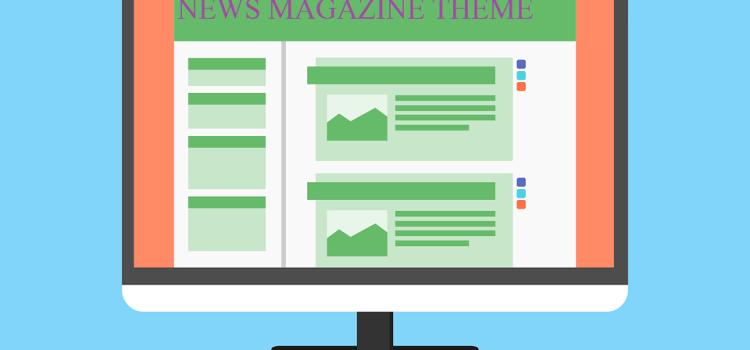 16 Free WordPress News Portal & Blogging Themes 2021