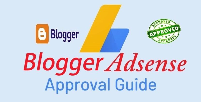 Blogger Adsense Approval