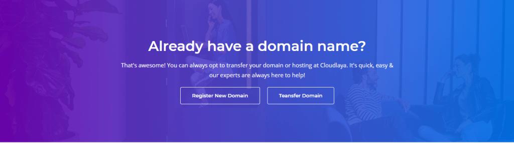 transfer yahoo domain to cloudlaya