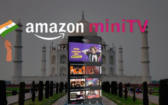 Amazon miniTV free video streaming launches in India