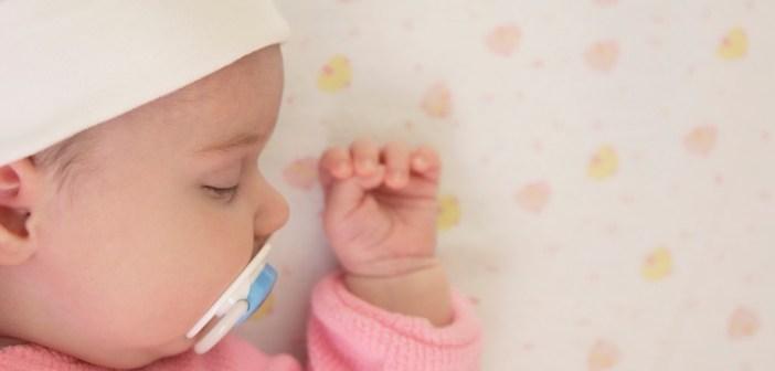 Deset stvari koje trebate znati o spavanju beba