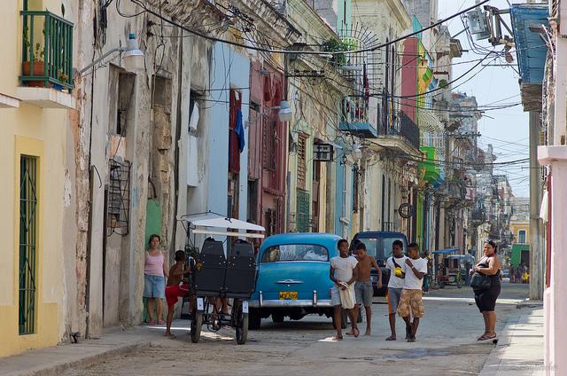ciudad de la habana en cuba