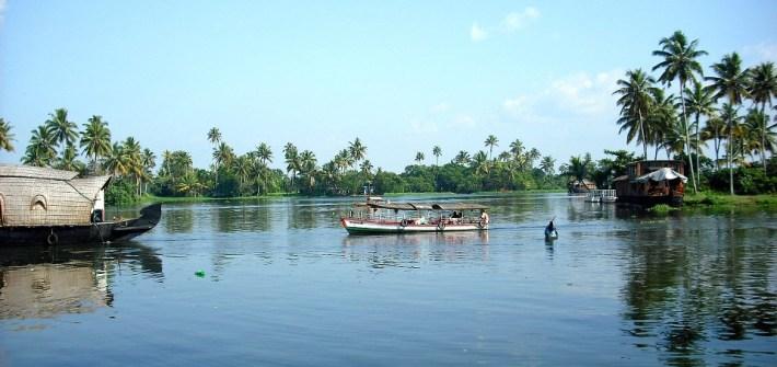 Kerala, la tierra de Dios