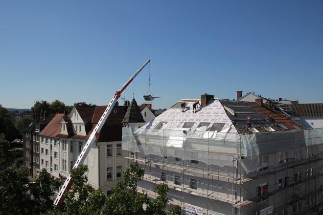 vivienda tejado