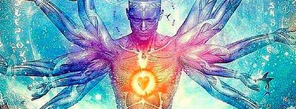 representação do sagrado masculino - homem integro