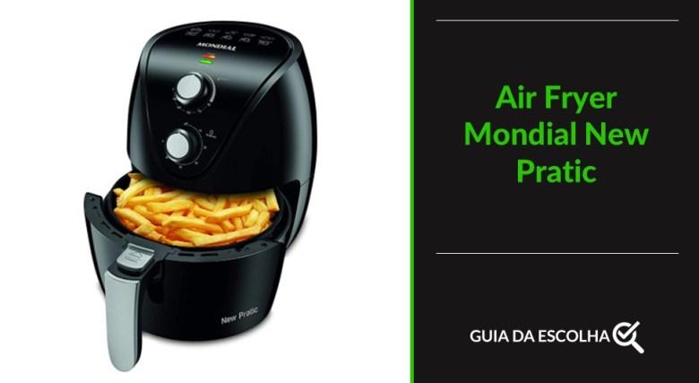fritadeira elétrica Mondial representando um dos modelos de melhor air fryer 2021
