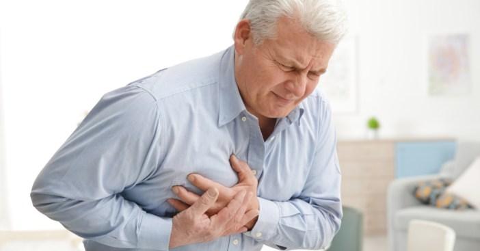 dores nas pernas e infarto